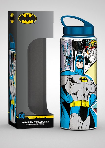 Batman water bottle