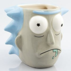 Rick & Morty 3d Mug