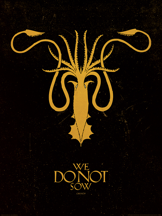 game of Thrones Greyjoy
