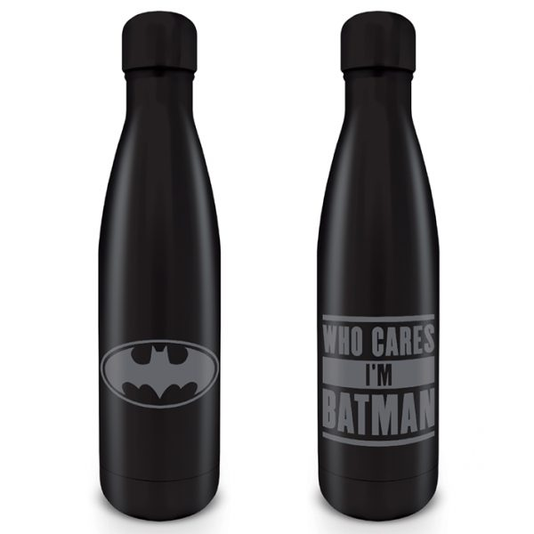 Batman travel bottle
