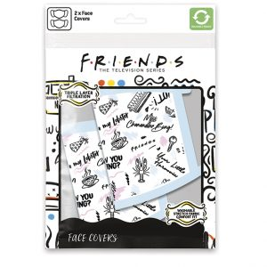 friends phrases facemask 2